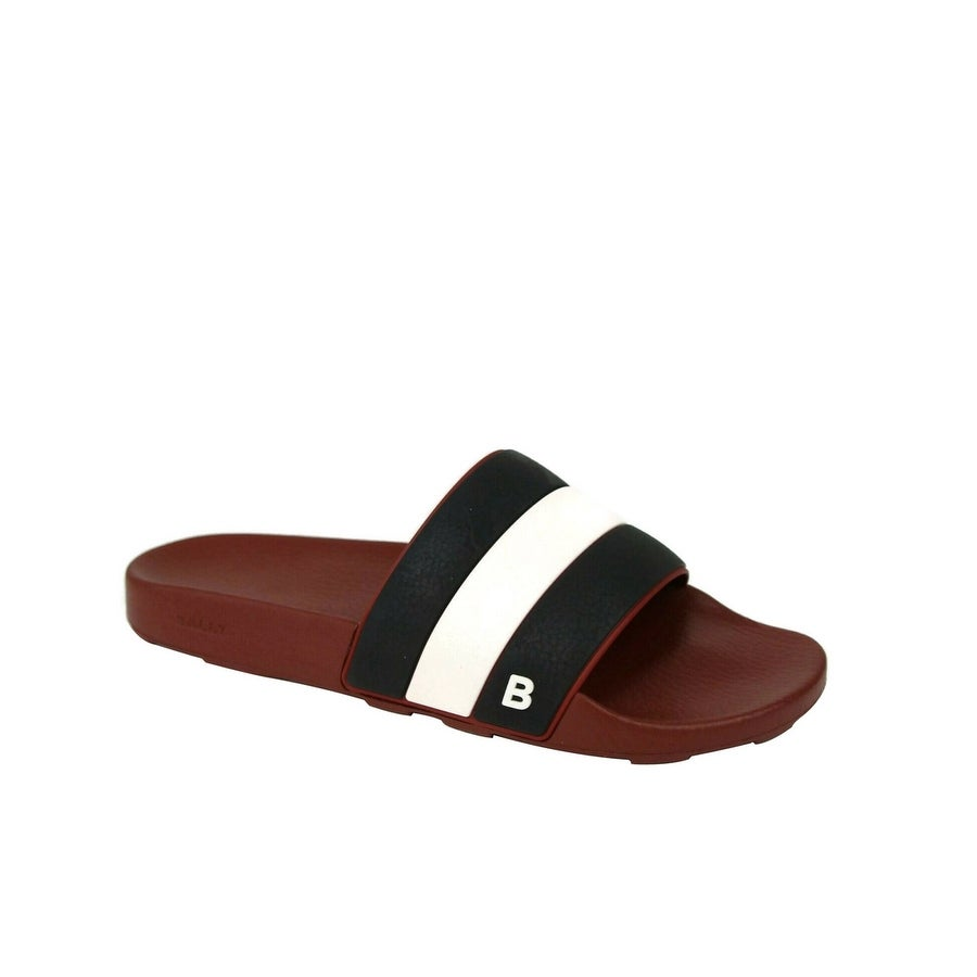 Rubber Slippers With Logo Sleter-07 (9D