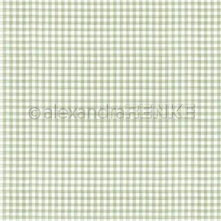 "Kitchen Square Shamrock Green - Alexandra Renke Cooking Paper 12""X12"" - 25/Pack"