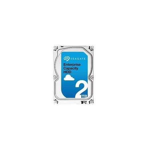 Seagate - Seagate 2Tb Exos 7E2 Hdd 512N Sata 3.5 7200 128Mb