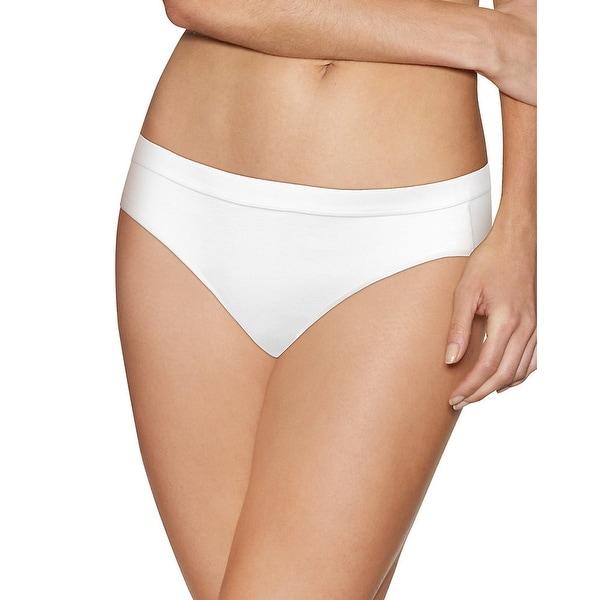 348dfa22e639 Shop Hanes Ultimate™ Women's Constant Comfort® X-Temp® Bikini 3-Pack -  Color - White - Size - 6 - Free Shipping On Orders Over $45 - Overstock.com  - ...