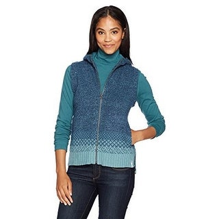 Woolrich Womens Tanglewood Hooded Vest