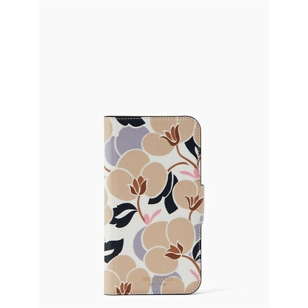 569e8accaf Kate Spade New York Breezy Floral iPhone Xs / iPhone X Wrap Folio Case,  Breezy