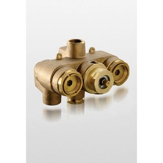 Toto TSTT 3/4 Inch Thermostatic Mixing Valve