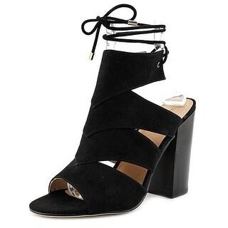 Call It Spring Womens Asadolla Open Toe Mules (Option: Orange - 9 - Comfortable)