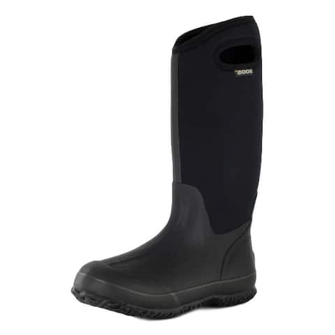Bogs Outdoor Boots Womens Classic High WP Handles Insulated