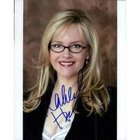 Signed Harris Rachael 8x10 Photo autographed