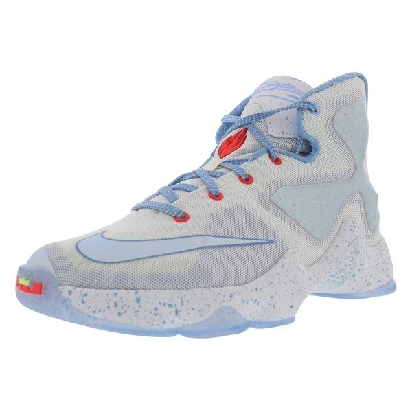 best service 9ba04 248b9 Nike Lebron XIII Basketball Gradeschool Kid  x27 s Shoes ...