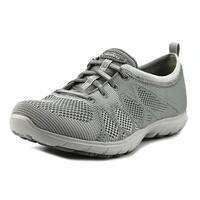 Skechers Dreamstep-Esteem Women  Round Toe Canvas Gray Sneakers
