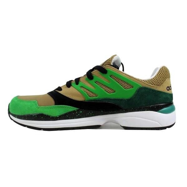 Shop Adidas Torsion Allegra Khaki/Green Men's G96661 Size ...