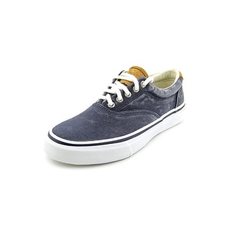 Sperry Top Sider Striper LL Cvo Canvas Fashion Sneakers