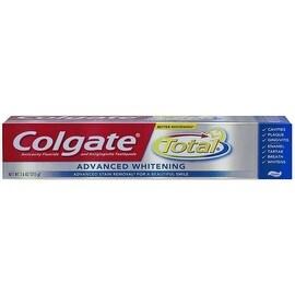 Colgate Total Advanced Whitening Toothpaste 7.6 oz