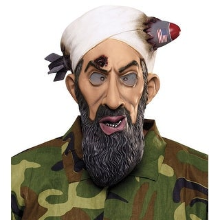 Bin Laden Missle Head Terrorist Mask