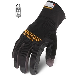 Ironclad CCG2-05-XL Cold Condition Gloves, X-Large