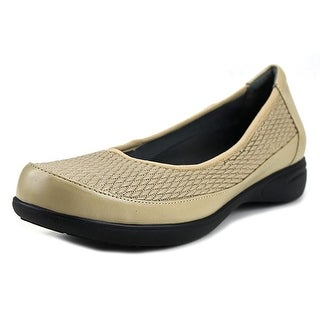 FootSmart Karen Women W Round Toe Synthetic Loafer
