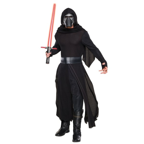 Adult Deluxe Star Wars The Force Awakens Kylo Ren Costume