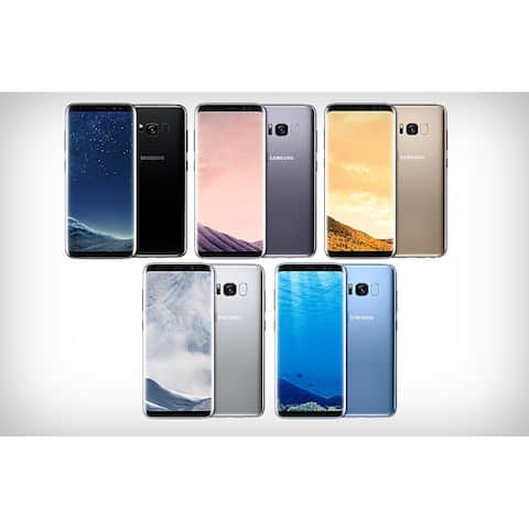 2b0294dc608 Samsung Galaxy S8 SM-G950T T-mobile Unlocked 4G LTE 64GB 5.8