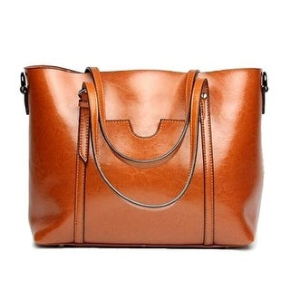 Link to Women's Handbag Leather Tote Shoulder Bags Similar Items in Shop By Style