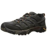 Merrell Mens Moab 2 Waterproof Hiking Shoe, Beluga