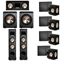 BIC Acoustech 7.2 System with 2 PL-89 II Speakers