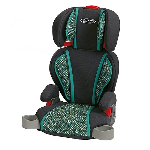 Graco Highback Turbo Booster - Mosaic Booster Car Seat
