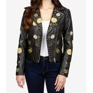 94597b88b9fd2 Buy Leather Coats Online at Overstock