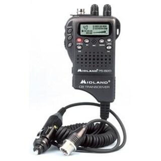 MIDLAND RADIO MID-75-822 Handheld Mobile CB with Adapter