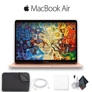 "Apple 13.3"" MacBook Air with Retina Display 1.6GHz Dual-Core i5 CPU, 8GB RAM - Late 2018"