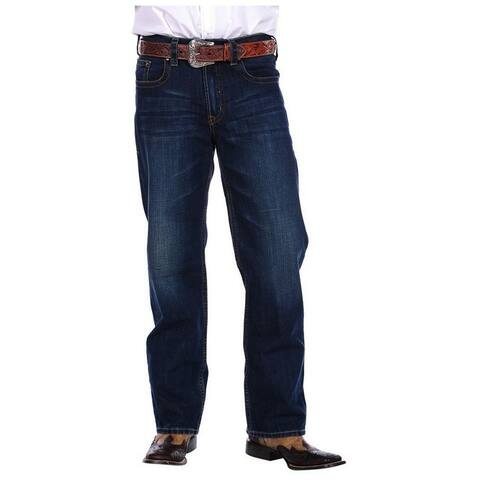 Stetson Western Denim Jeans Mens Royal Modern Fit