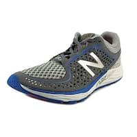 New Balance WBRE Men 2E Round Toe Synthetic Silver Running Shoe
