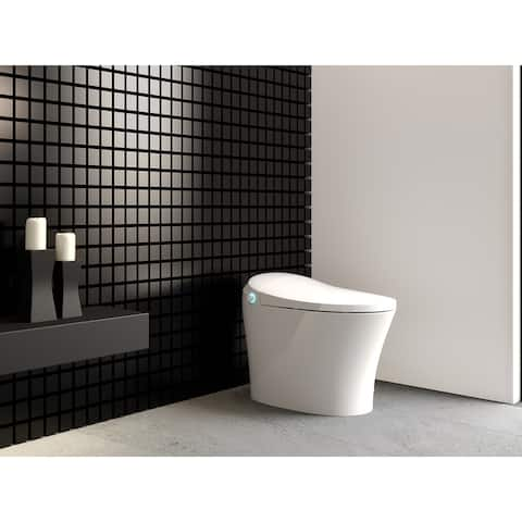 New York All-In-One Smart Toilet with Bidet Seat