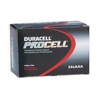 Duracell 24Pk Aaa Procell Battery