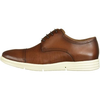 Link to Driver Club USA Men's Leather Columbus Circle Light Weight Technology Cap Toe... Similar Items in Golf Shoes