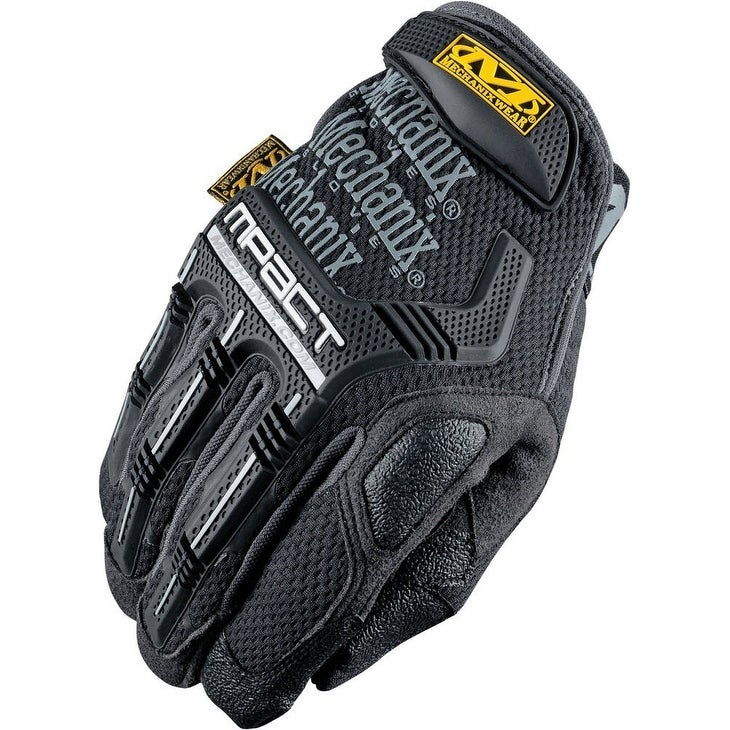 Mechanix Wear MPT-58-010 M-Pact Black Large Gloves