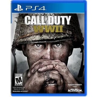 Activision Blizzard Inc - 88152 - Call Of Duty Wwii Ps4