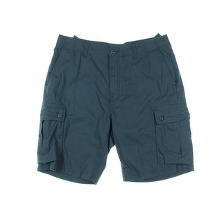 Nautica Mens Cotton Modern Fit Cargo Shorts - 30