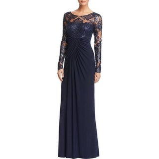Eliza J Womens Formal Dress Lace Sequined