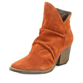 Matisse Society Rust Boots