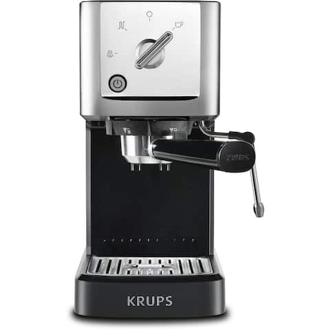 Krups Pump Espresso Machine with Frothing Nozzle