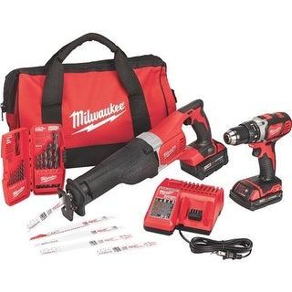 Milwaukee Elec.Tool M18 Drill Recip Accs Kit 2694-22CX Unit: BOX