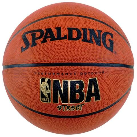Spalding 63-249 Full Size NBA Street Basketball, 29.5""