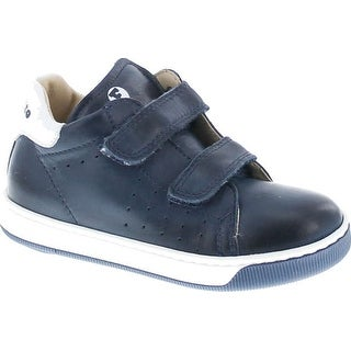Falcotto Boys Smith Leather Casual Fashion Shoes