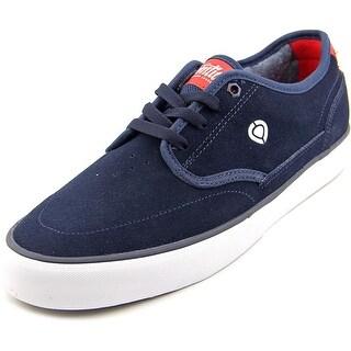 Circa Essential Men Round Toe Canvas Skate Shoe