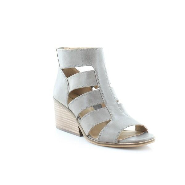 Lucky Brand Sortia Women's Sandals & Flip Flops Dark Driftwood