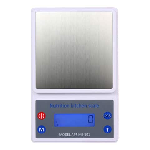 Buy Food Scales Online at Overstock | Our Best Cooking Essentials Deals