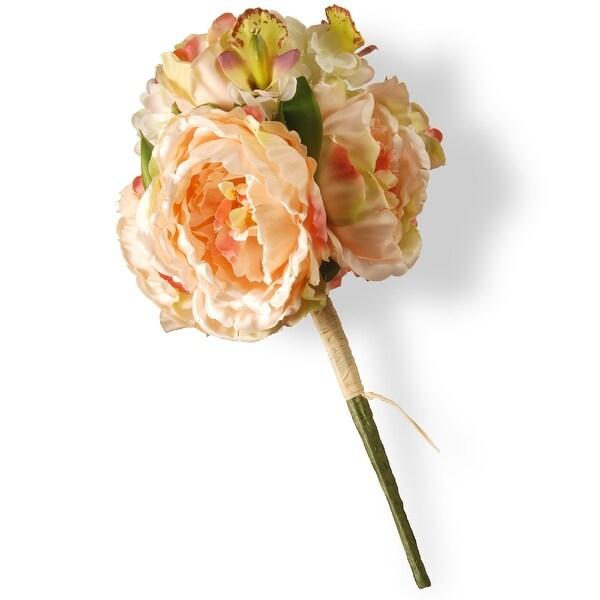 """14"""" Hydrangea, Rose and Dahlia Bundle - N/A"""