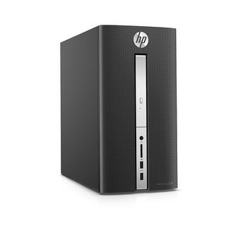 Manufacturer Refurbished - HP Pavilion 510-P010 Desktop Intel Core i3-6100T 3.2GHz 8GB 1TB Windows 10