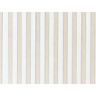 """Pack Of 1, 24"""" x 417' Pearl Bliss Stripe Wedding Gift Wrap Paper Roll For 175 -200 Gifts Made In Usa"""