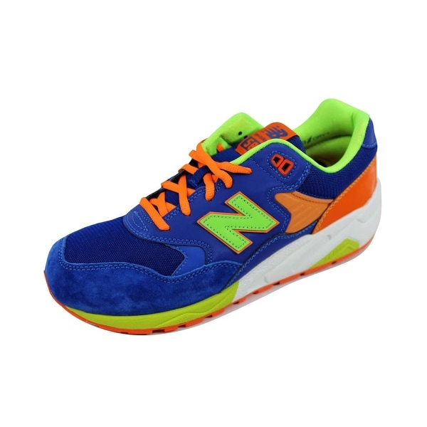 New Balance Men's 580 Cobalt Blue/Green MRT580BM