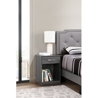 Link to Lindsey 1-drawer Nightstand Similar Items in Living Room Furniture