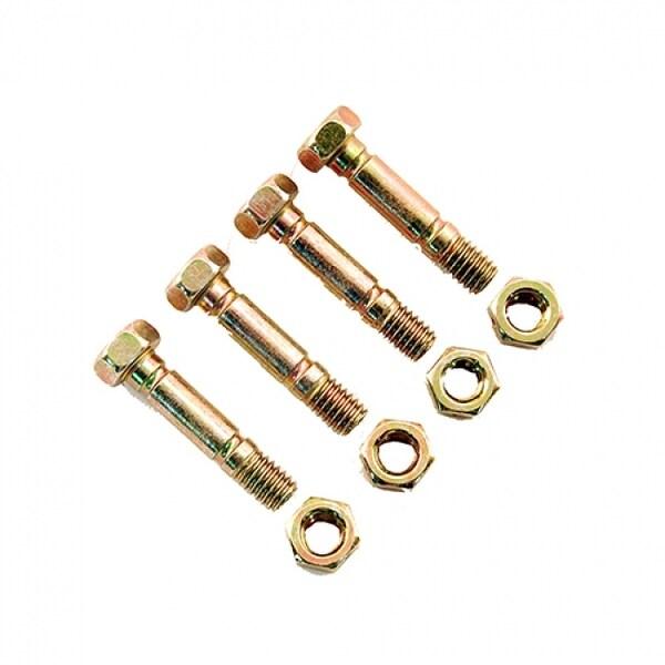 "MTD OEM-710-0890 Snow Thrower Shear Pins, 5/16-18 x 1.5"""